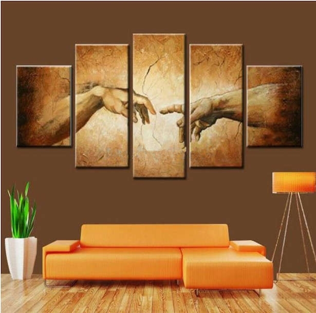 Featured Photo of Multi Panel Wall Art