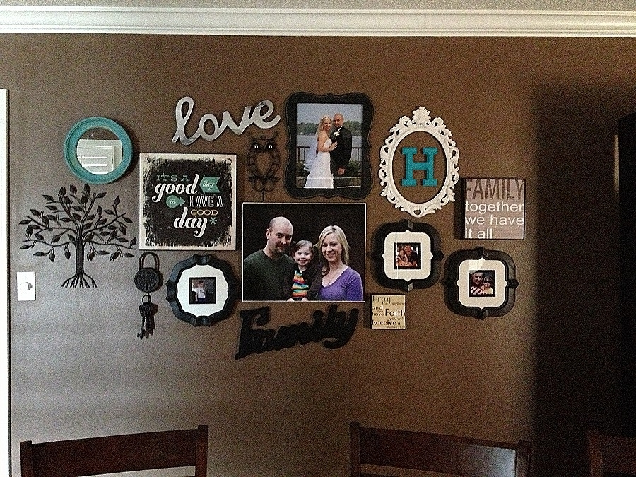 Custom Letter Wall Art : Andrews Living Arts – How To Hang Letter In Letter Wall Art (Image 4 of 25)