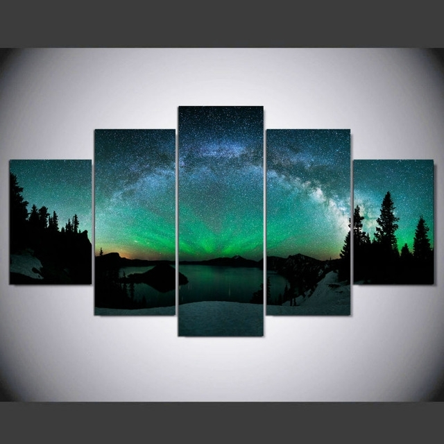 Featured Photo of 5 Piece Wall Art