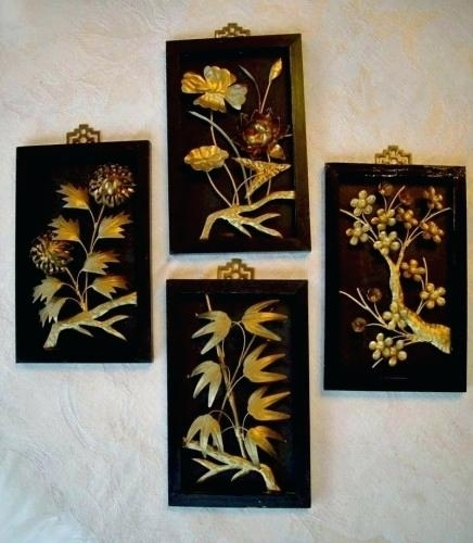 Decoration: Asian Wall Decor With Regard To Asian Wall Art (View 10 of 10)