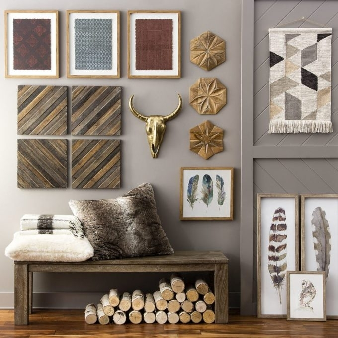 Decorations: Target Wall Art Is Beautiful — Enterprizecanada Pertaining To Target Wall Art (Image 3 of 10)