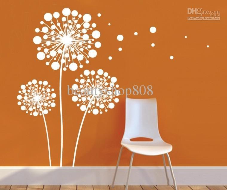Decorative Wall Paper Art Sticker Environmetal Wall Sticker Art In Wall Sticker Art (Image 2 of 10)