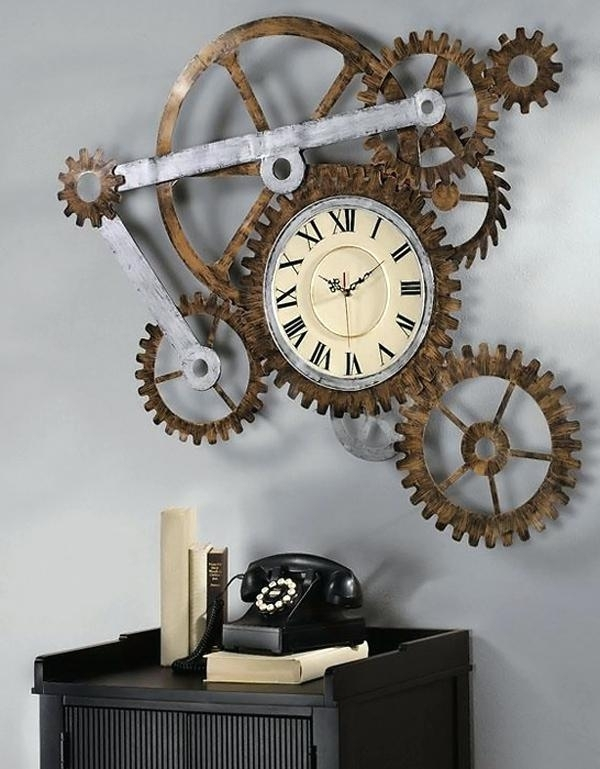 Decorsteampunk 365 Days Of Century Homes Steampunk Wall Art Throughout Steampunk Wall Art (View 15 of 25)