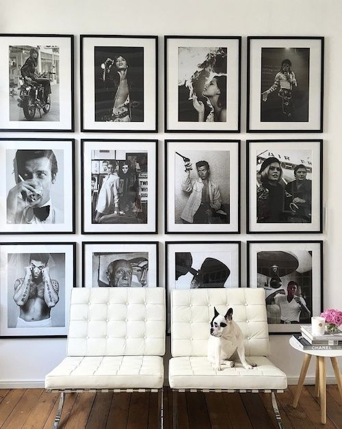 Design Trends: What I Am Loving For 2017 | Art I Heart | Pinterest For Black Wall Art (View 17 of 20)