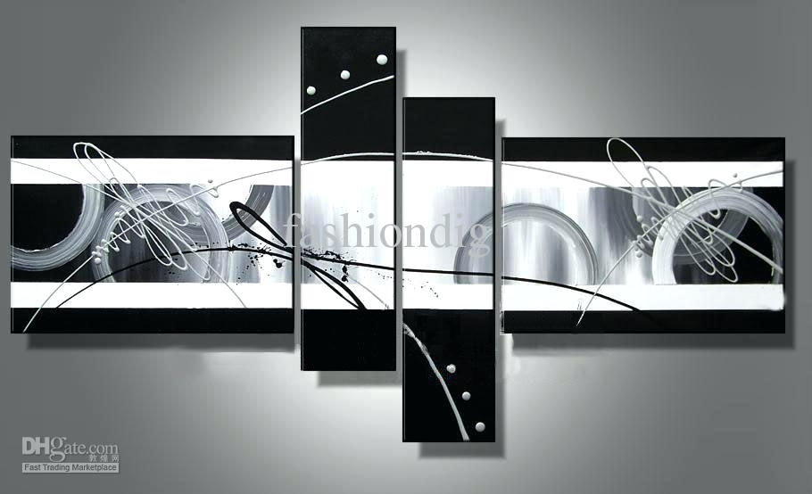 Discount Wall Decor Discount Framed Black White Wall Art Large Black In Black And White Large Canvas Wall Art (View 19 of 25)