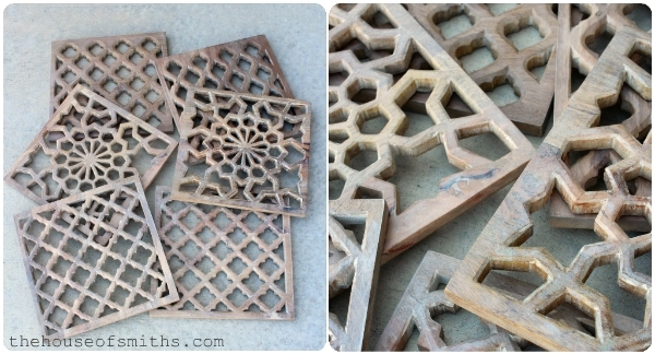 Diy Decorative Tile Wall Art For World Market Wall Art (Image 7 of 25)