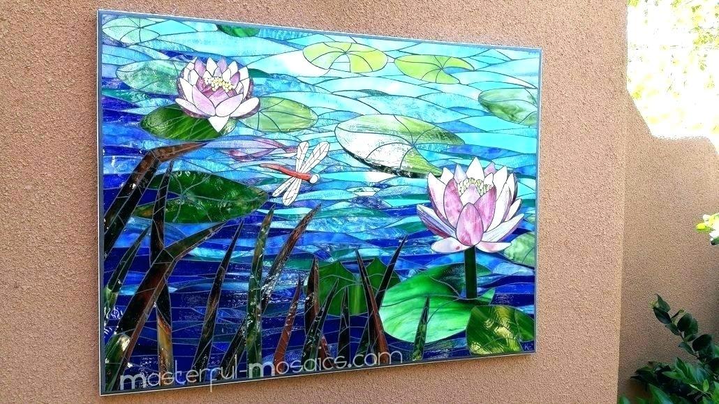 Diy Mosaic Wall Art Mosaic Tile Wall Art Large Mosaic Wall Art Large Throughout Mosaic Wall Art (View 8 of 10)
