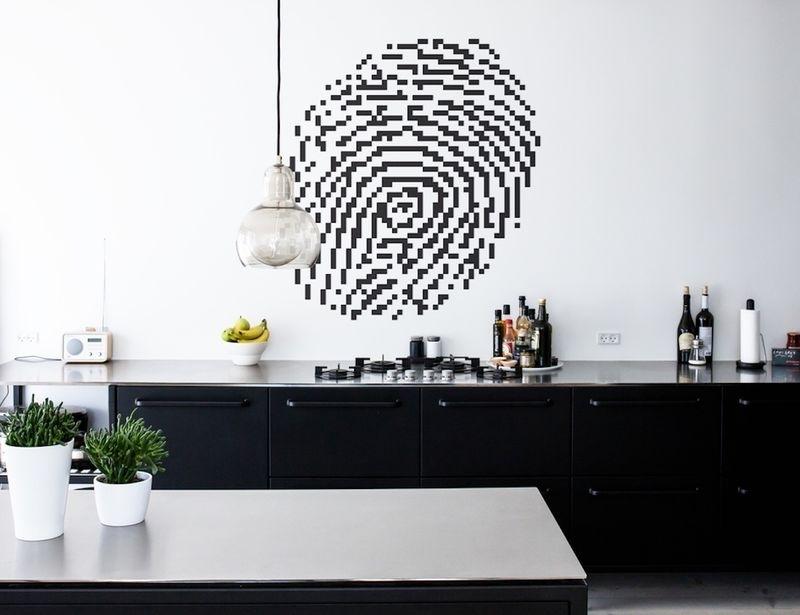 Diy Pixelated Wall Artwork : Custom Wall Art With Custom Wall Art (Image 11 of 20)