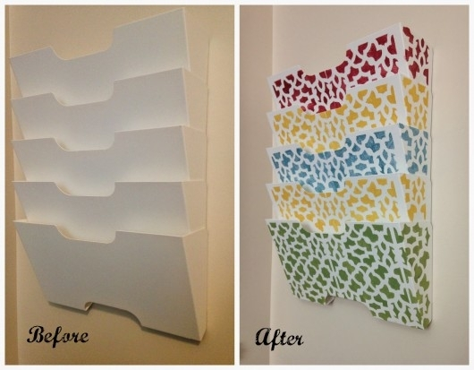 Diy Wall Art Projects Using Stencils With Diy Wall Art Projects (Image 21 of 25)