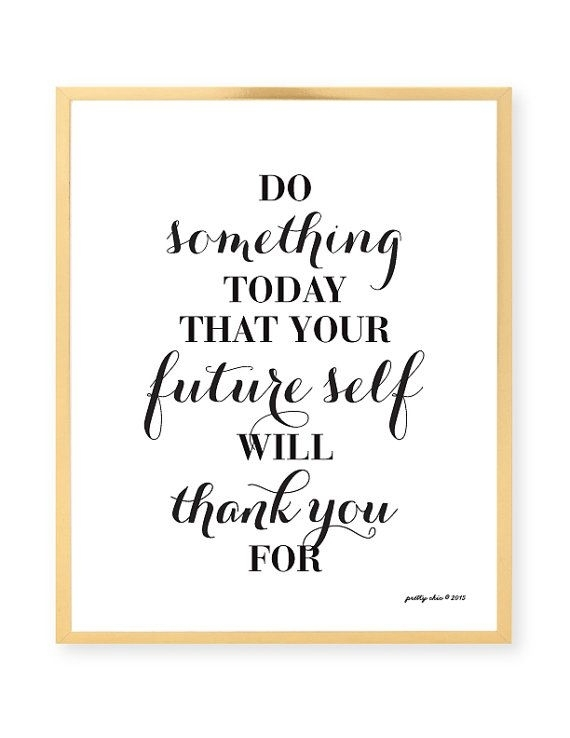 Do Something Today  Inspirational Wall Art – Motivational – Work With Inspirational Wall Art (Image 2 of 10)