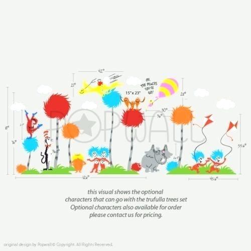 Dr Seuss Wall Art – Blacksheepclothing (Image 3 of 20)