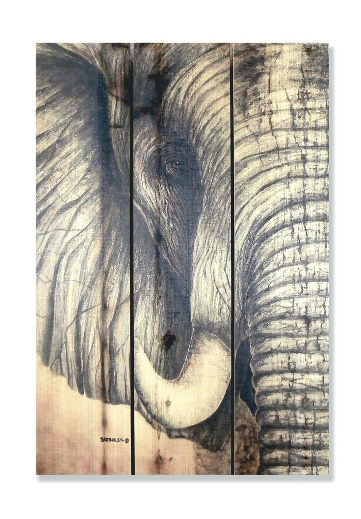 Elephant Canvas Wall Art Wall Art Designs Elephant Wall Art Elephant With Regard To Elephant Canvas Wall Art (View 11 of 20)