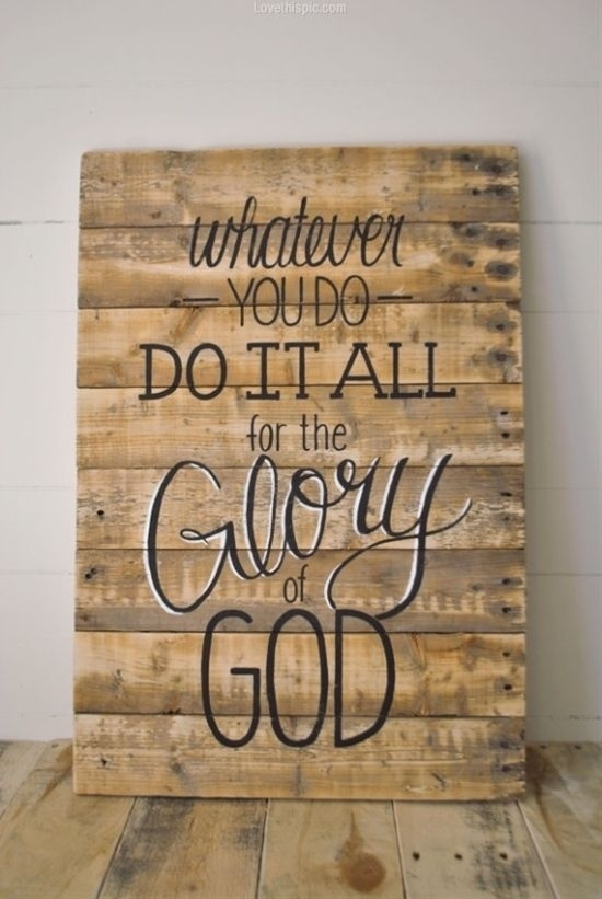 Featured Image of Wood Wall Art Quotes