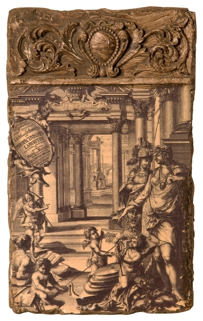 Excellent Plaster Cast Relief Renaissance Wall Decor Traditional With Traditional Wall Art (Image 3 of 10)