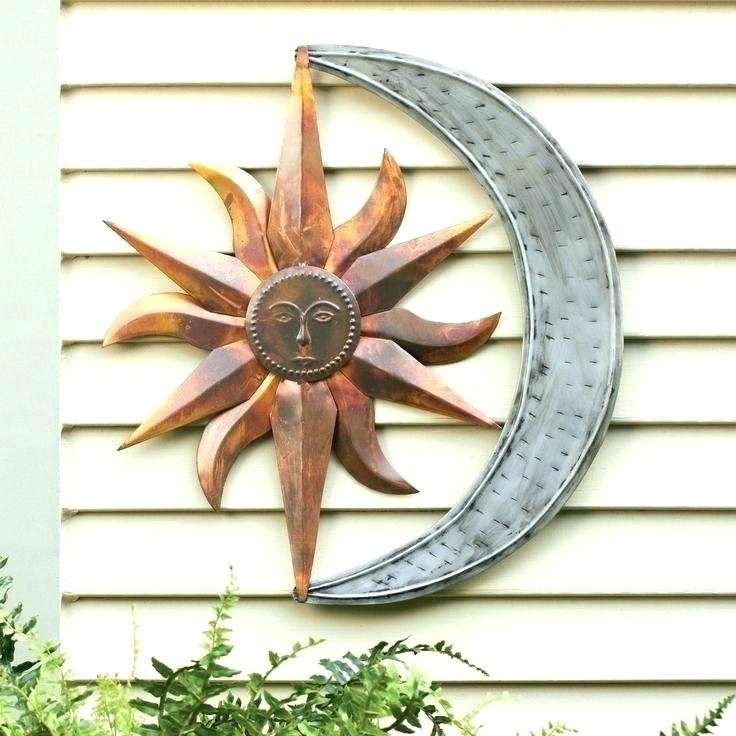Extra Large Outdoor Wall Art Outdoor Wall Art Metal Large Outdoor Throughout Metal Outdoor Wall Art (View 23 of 25)