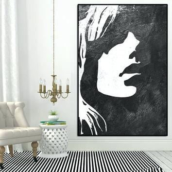 Extra Large Wall Decals 5 Gallery Big Wall Art Stickers Extra Large Inside Art For Walls (View 18 of 25)