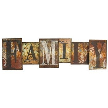 Family Metal Wall Art | Decor | Pinterest | Metal Wall Art, Metal Intended For Family Metal Wall Art (View 5 of 10)