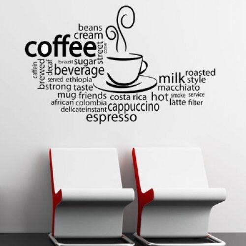 Fancy Coffee Wall Decor – Wall Decoration And Wall Art Ideas Pertaining To Coffee Wall Art (View 9 of 10)