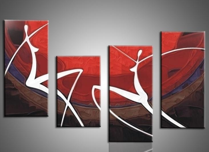 Fine Canvas 3Piececanvasartpaintingmoderncanvasjpg Throughout Modern Inside Modern Painting Canvas Wall Art (View 11 of 25)