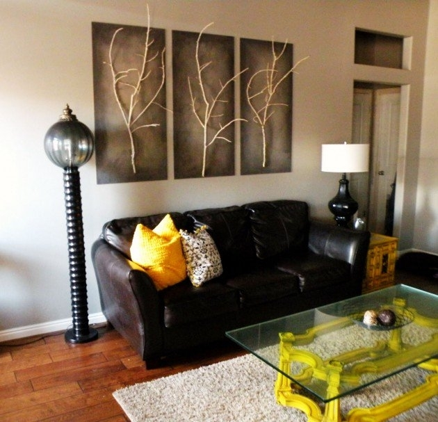 Fine Decoration Wall Art Ideas For Living Room Living Room Designs With Regard To Wall Art Ideas For Living Room (Image 11 of 25)