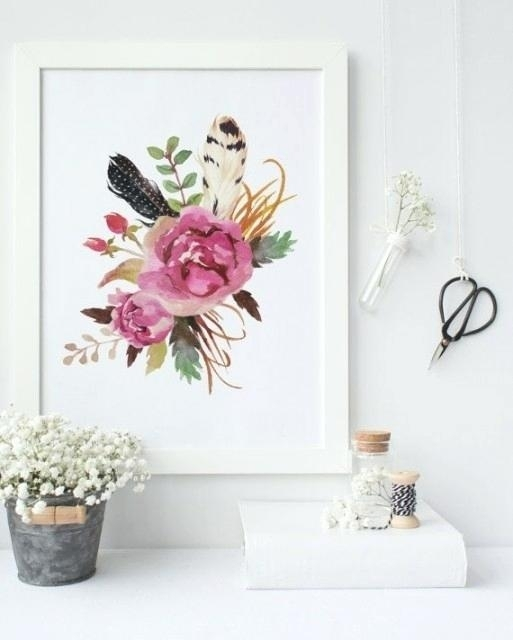 Floral Wall Decor Metal Floral Wall Art Metal Flowers Wall Art for Floral Wall Art