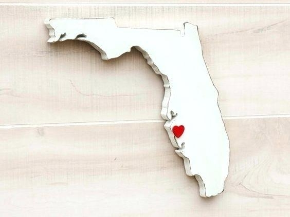 Florida Wall Art Best Wall Art Luxury Best Coastal Wall Decor And Inside Florida Wall Art (Image 11 of 20)