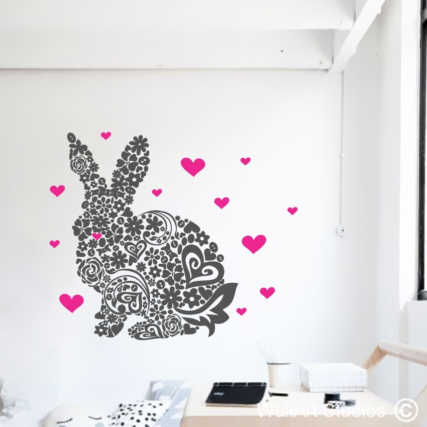 Featured Image of Bunny Wall Art