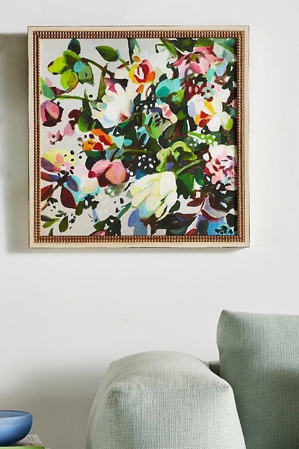 Flower Garden Wall Art Anthropologie | Garden Your Inspiration Within Anthropologie Wall Art (View 10 of 20)