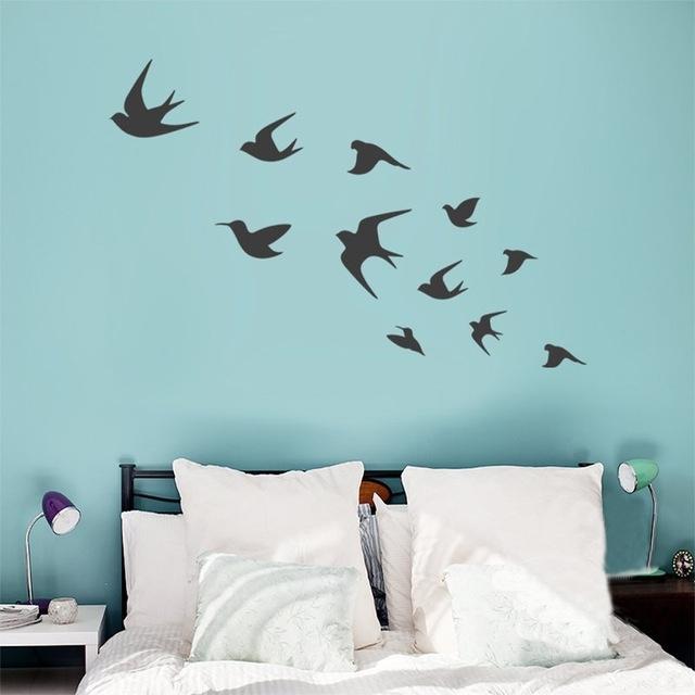 Featured Image of Bird Wall Art