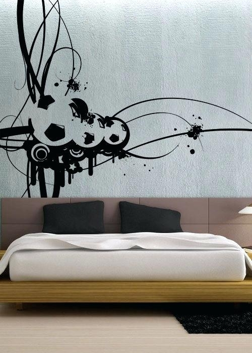 Football Wall Art Football Wall Stickers Superb Soccer Wall Art Regarding Soccer Wall Art (View 6 of 25)