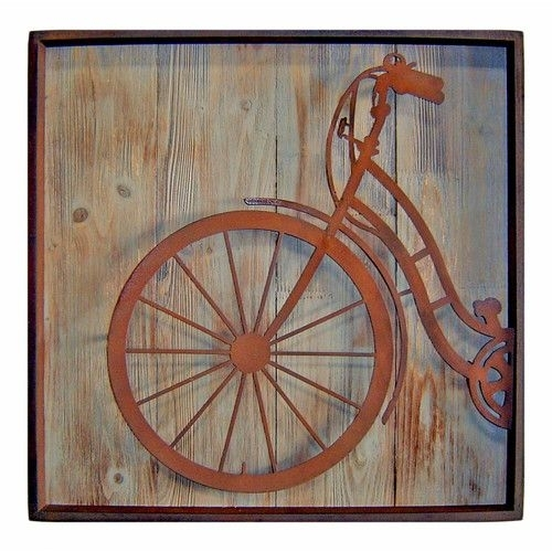 Found It At Joss & Main – Vintage Bicycle Wall Decor | Wall Art Intended For Joss And Main Wall Art (View 14 of 20)