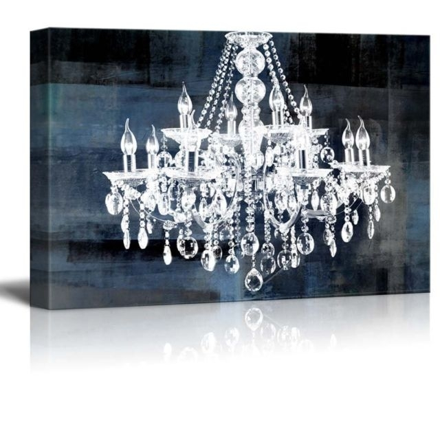 Featured Image of Chandelier Wall Art