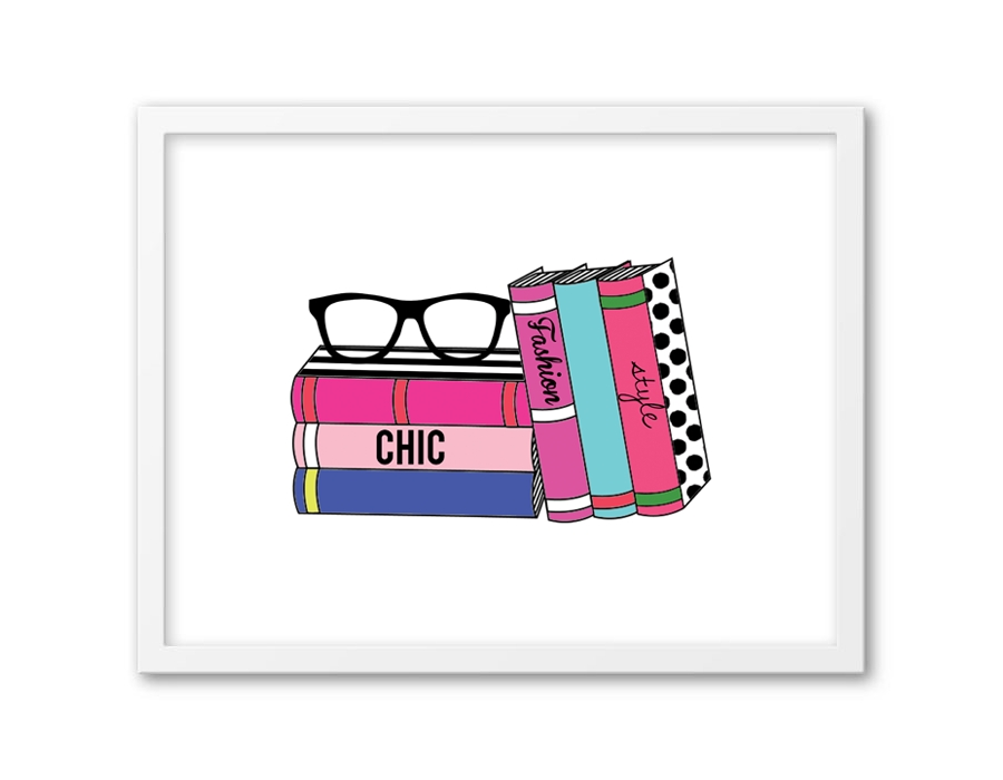 Free Printable Fashion Chic Wall Art Intended For Free Printable Wall Art Decors (View 11 of 20)