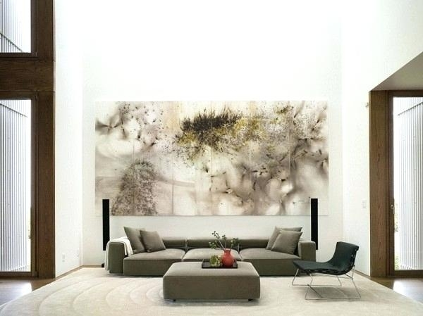 Giant Wall Art Wonderful Design Giant Wall Art Home Ideas Designs Throughout Giant Wall Art (Image 15 of 25)