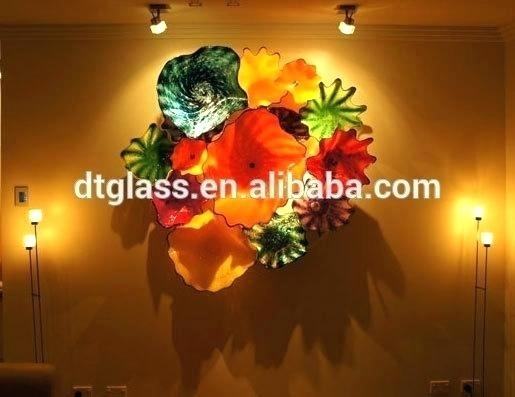 Glass Plate Wall Art Awesome Viz Inc And Accessories Blown – Life In In Glass Plate Wall Art (Image 10 of 20)