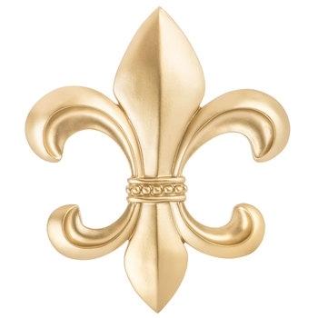 Gold Fleur De Lis Wall Decor | Hobby Lobby | 1551464 Regarding Fleur De Lis Wall Art (Image 20 of 25)