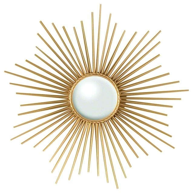 Gold Starburst Wall Decor Best Sunburst Wall Art Products On Intended For Starburst Wall Art (View 25 of 25)