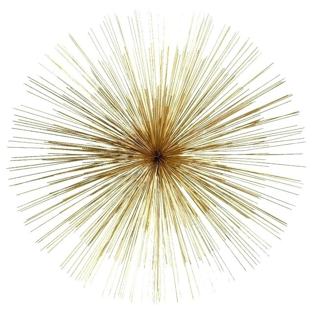 Gold Starburst Wall Decor Gold Sunburst Wall Decor Sunburst Wall Art Regarding Starburst Wall Art (View 10 of 25)