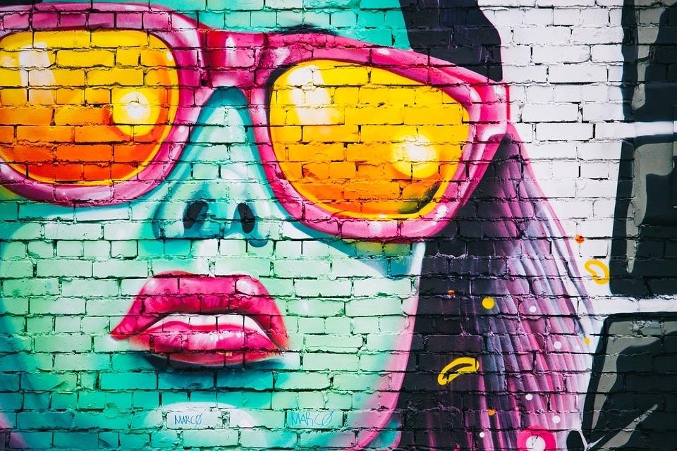 Graffiti Wall · Free Photo On Pixabay In Graffiti Wall Art (View 16 of 25)