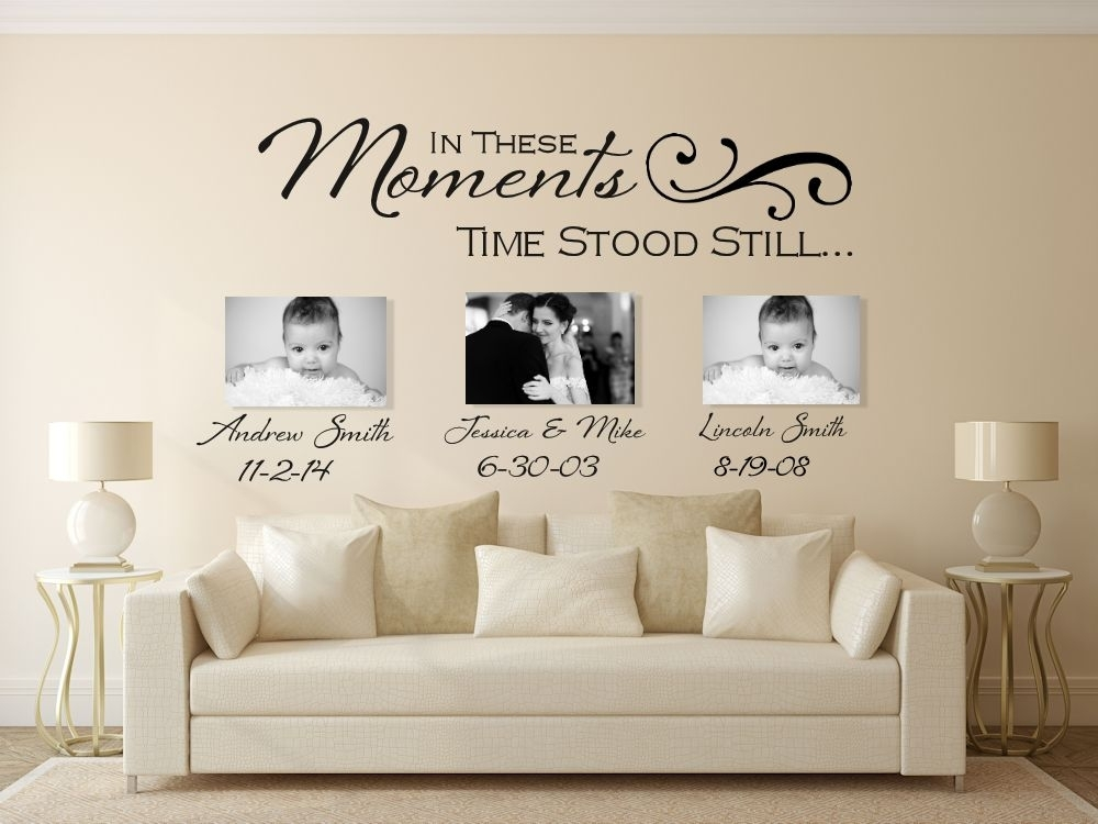Great Ideas For Custom Wall Decals — Indoor & Outdoor Decor With Regard To Custom Wall Art (Image 13 of 20)