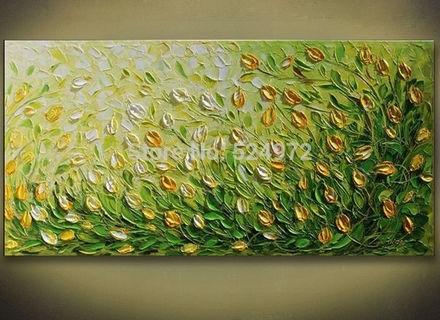 Green Modern Wall Art – Supertechcrowntower In Green Wall Art (Image 9 of 25)