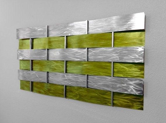 Green Wall Art Best Green Wall Art – Wall Decoration Ideas Regarding Green Wall Art (Image 15 of 25)