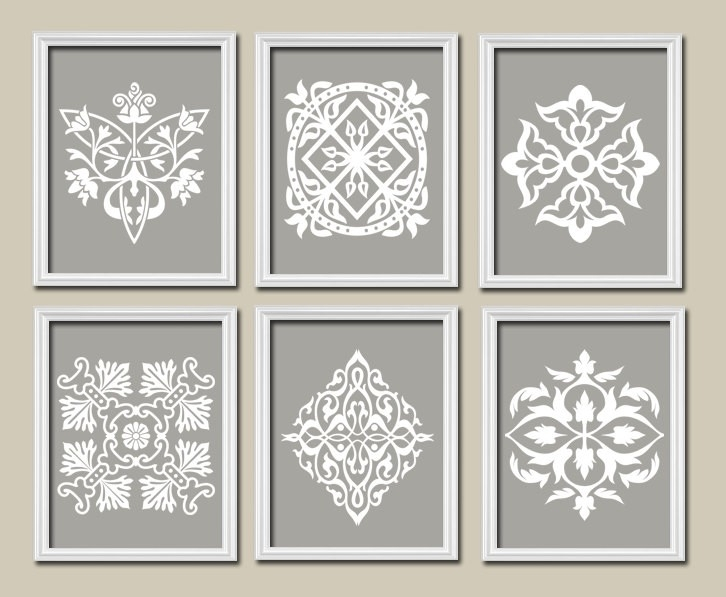 Grey And White Wall Art : Interior – Www Regarding Grey And White Wall Art (View 3 of 25)