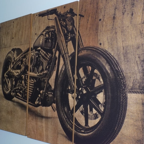 Har Fabulous Harley Davidson Wall Art – Wall Decoration And Wall Art Intended For Harley Davidson Wall Art (Photo 7 of 25)