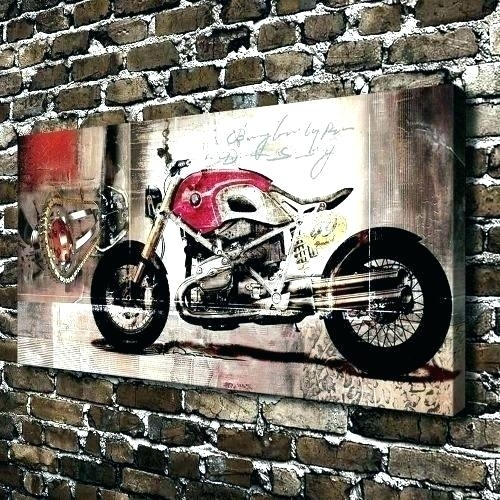 Harley Davidson Wall Art Wall Art Metal Wall Decor Medium Size Of For Harley Davidson Wall Art (View 22 of 25)