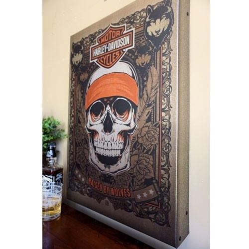 Harley Davidson Wall Decor Popular Harley Davidson Wall Art – Wall With Harley Davidson Wall Art (View 6 of 25)