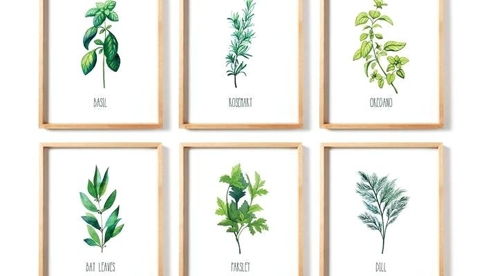 Herb Wall Art Herb Garden Wall Fall Insanely Cool Herb Garden Intended For Herb Wall Art (Image 9 of 20)