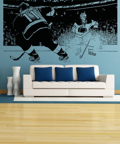 Hockey Wall Art – Arsmart Inside Hockey Wall Art (View 9 of 10)