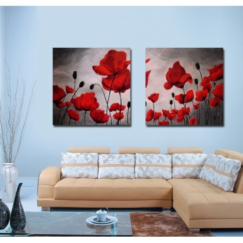 Featured Photo of Home Goods Wall Art
