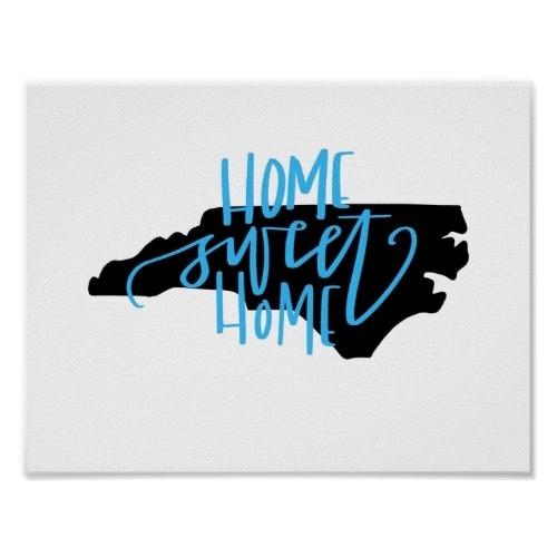 Home Sweet Home – North Carolina Wall Art – Joyjess Within North Carolina Wall Art (Image 4 of 20)